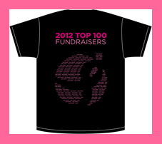 Top Fundraiser Shirt