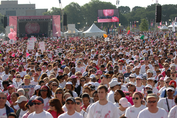 2012 Komen Global Race for the Cure